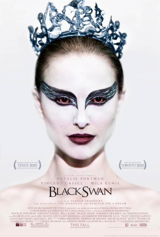 black swan makeup white swan. Black Swan. Rated: R